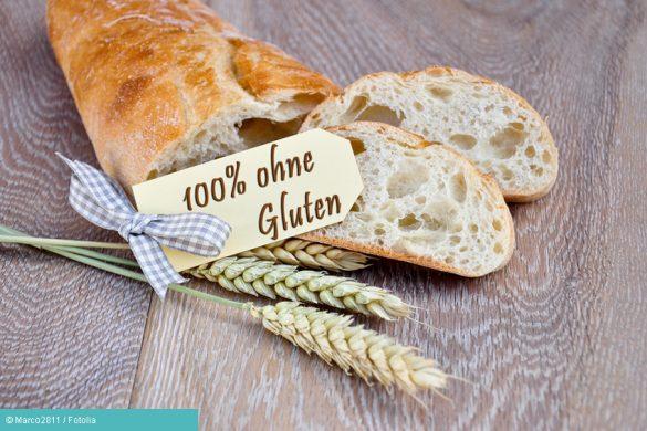 Frisches Brot trotz Glutamat Allergie