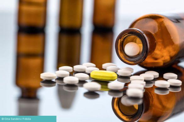 Tabletten bei Penicillin-Allergie