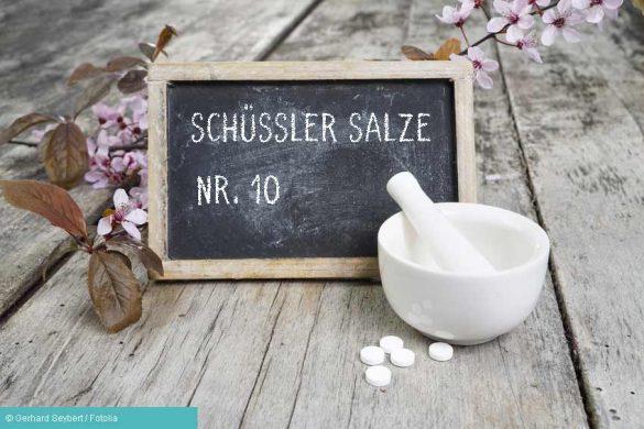 Schüßler Salz Nr. 10
