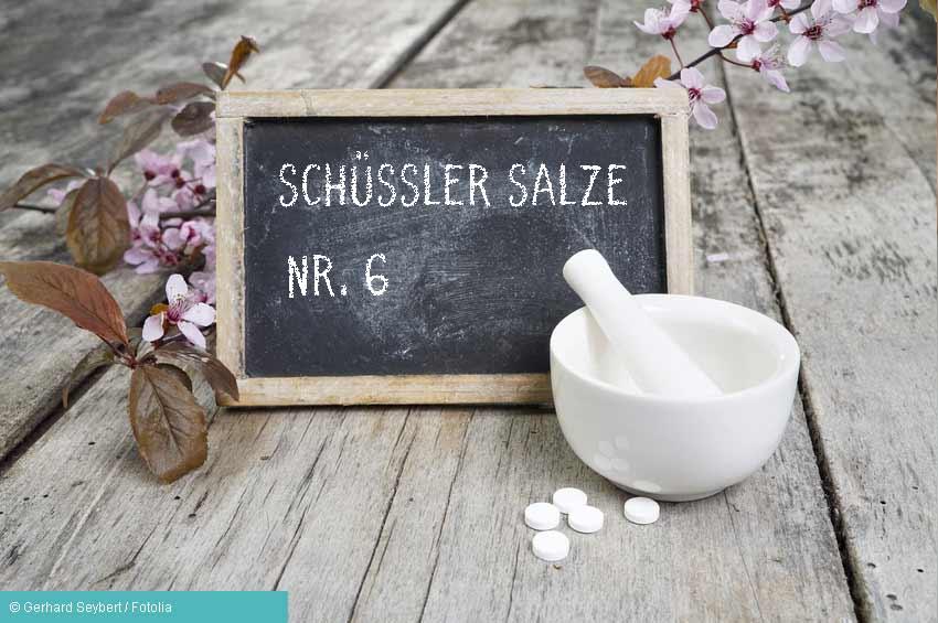 Schüßler Salz Nr. 6