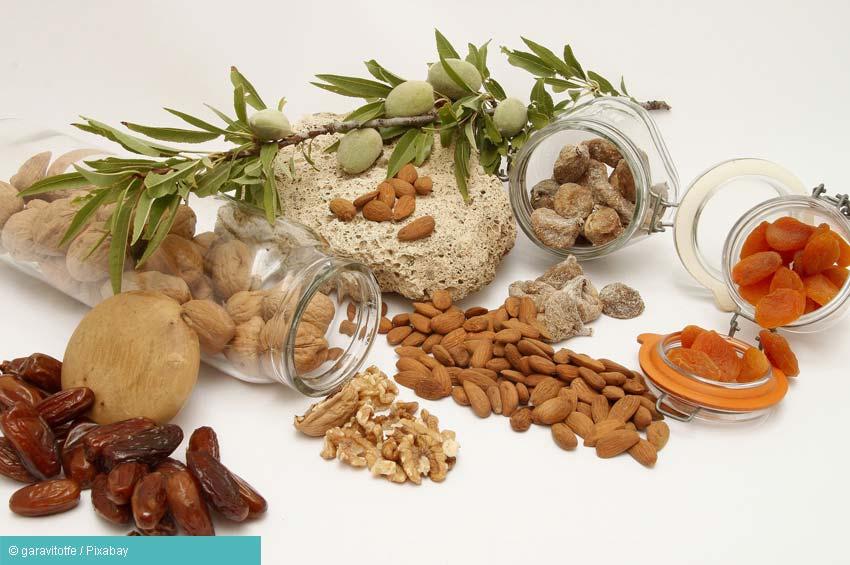 Nüsse enthalten viel Magnesium