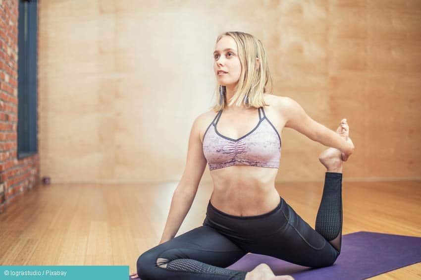 Sanfte Bewegung hilft wirkungsvoll gegen Muskelkater
