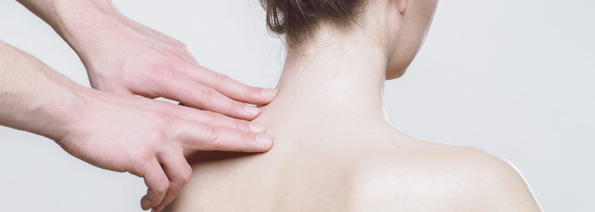 Massage gegen Muskelkater