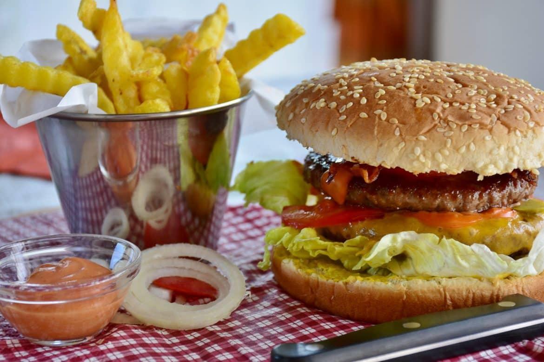 Ungesunde Ernährung als Ursache von Diabetes