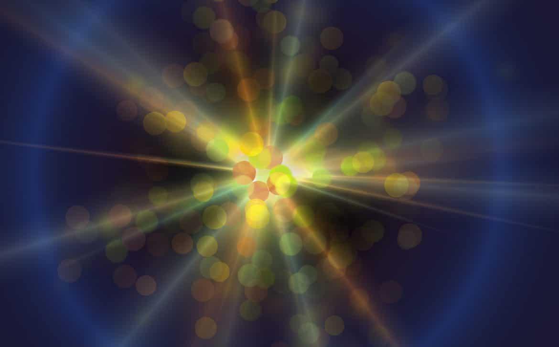 Blitze, Zick zack bei Migräne mit Aura