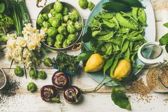 Gesundes Veganes Essen