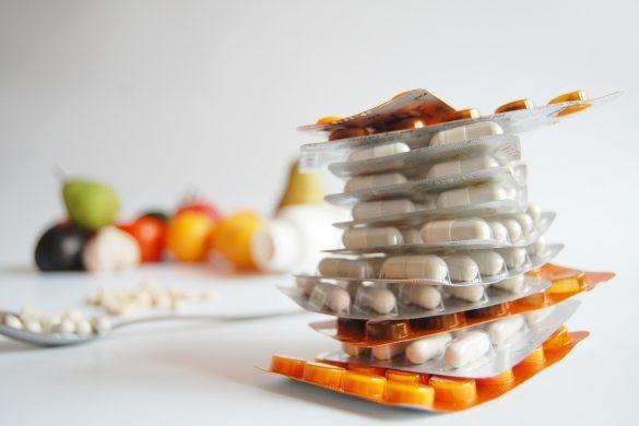 Tabletten gegen Nagelpilz