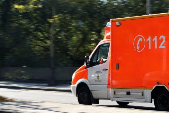 Rettungswagen / Erste Hilfe