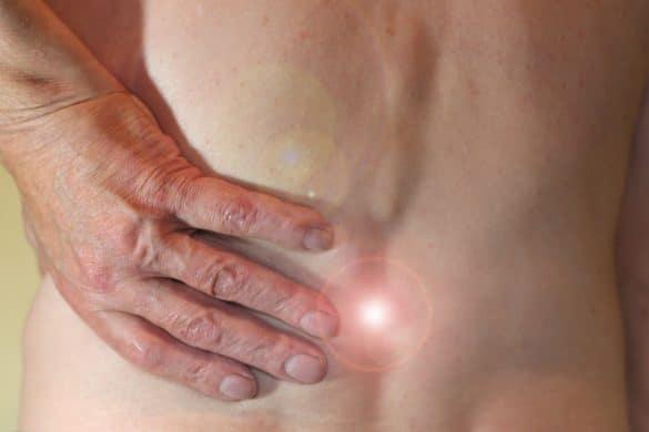 Gelenkschmerzen in der Hüfte