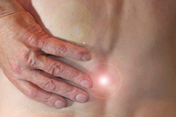 Hexenschuss - Schmerzen im Lendenwirbelbereich